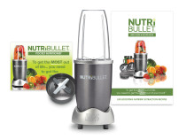 Nutribullet 3-osaline hall