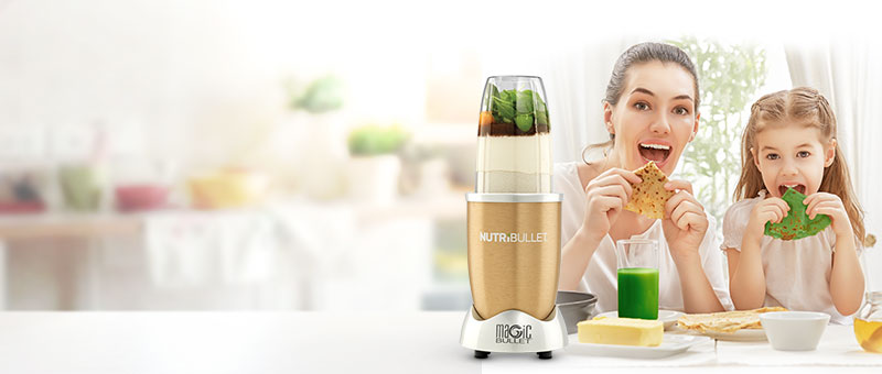 Nutribullet Gold+Kingitus