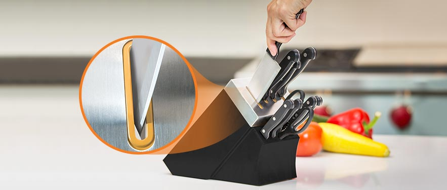 Nugade komplekt Chef Power Knives